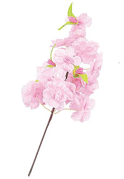 踊り手用手持ち花(さくら)